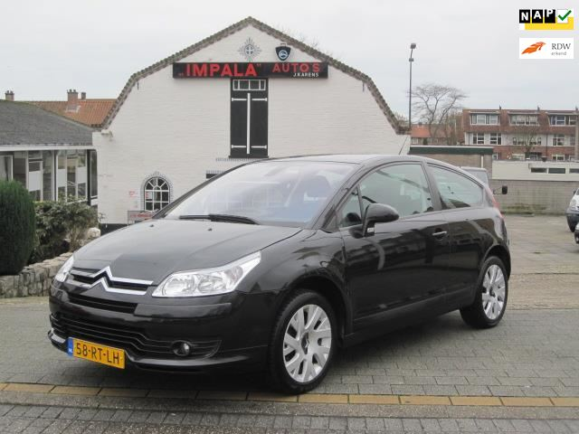 Citroen C4 Coupé occasion - Impala Automotive