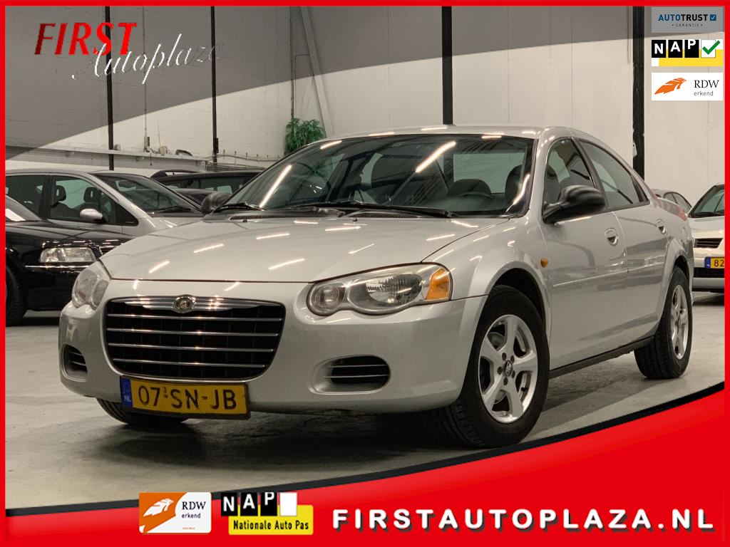 Chrysler Sebring occasion - FIRST Autoplaza B.V.