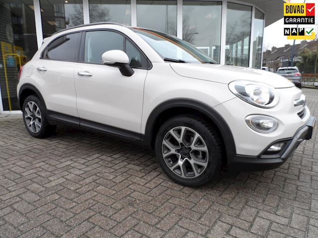 Fiat 500 X Cross 1.4 Turbo MultiAir Cross Navigatie!