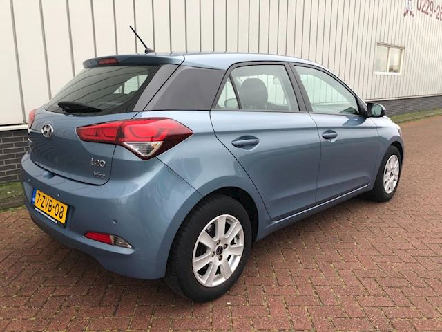 Hyundai I20 1.2 HP i-Motion 2015 Orig.NL LED Cruise Airco 5drs