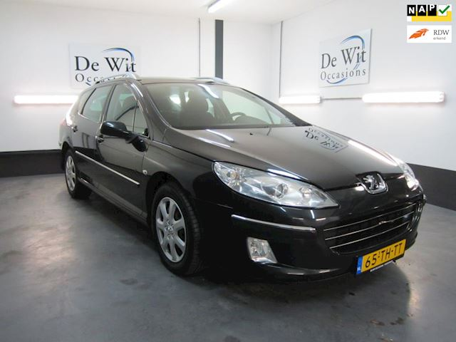 Peugeot 407 SW 1.6 HDiF XR Pack ROETFILTER VERSTOPT !!