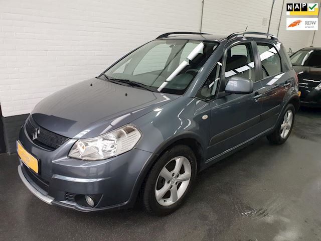 Suzuki SX4 1.6 Exclusive Vol Opties / 1e Eig / Dealer onderhouden