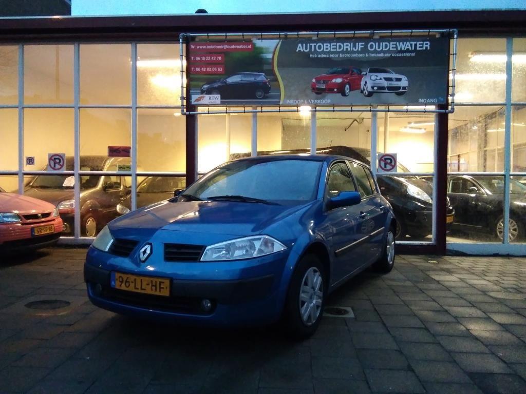 Renault Mégane occasion - Autobedrijf Oudewater