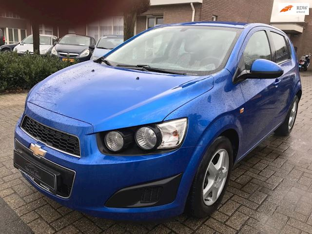 Chevrolet Aveo 1.4 LT AUTOMAAT AIRCO