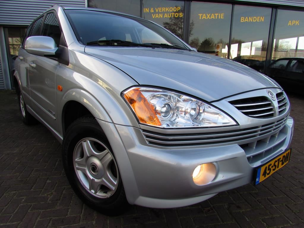 SsangYong Kyron occasion - D&M Cars