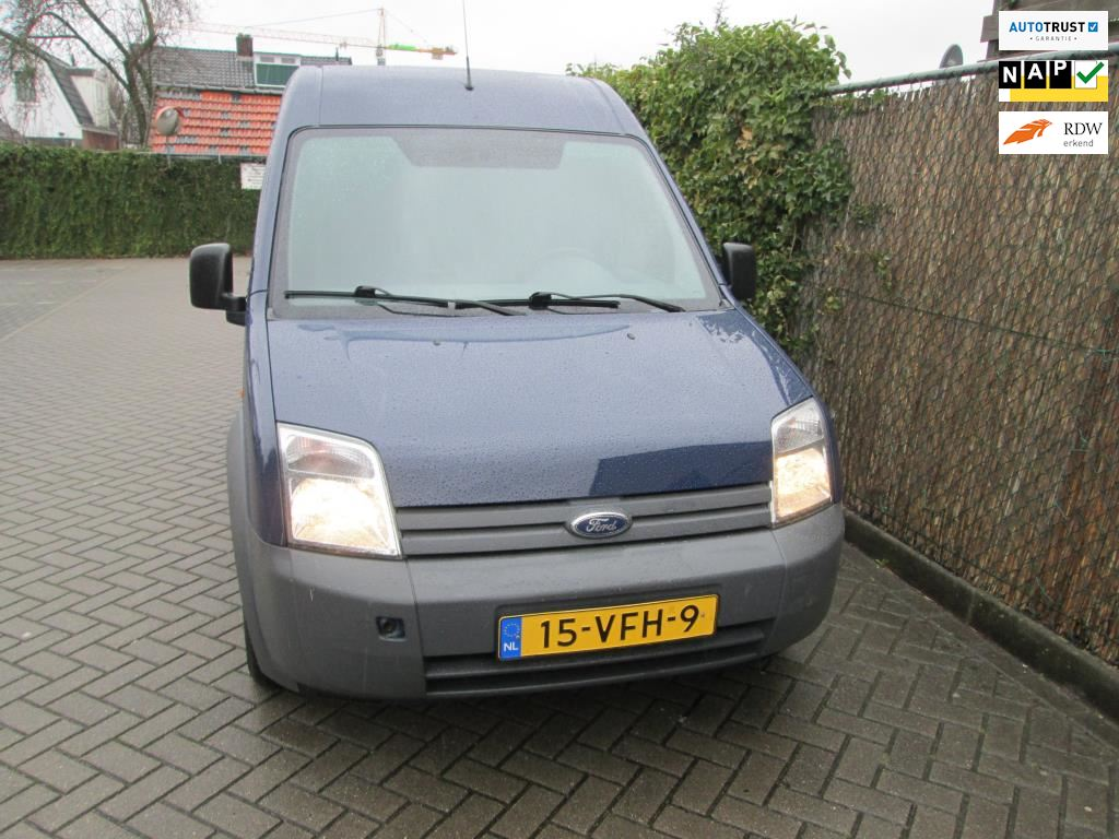 Ford Transit Connect occasion - Autobedrijf Everts