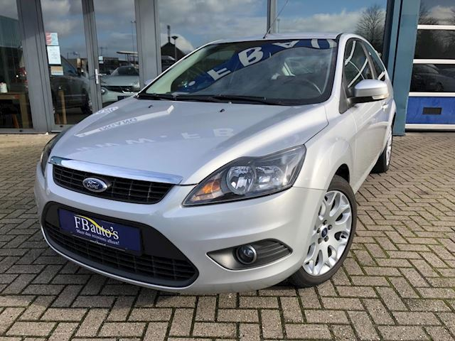 Ford Focus occasion - FB Auto's