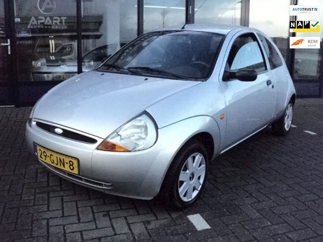 Ford Ka 1.3 Cool  Sound airco 64dkm geen roest bj 2008