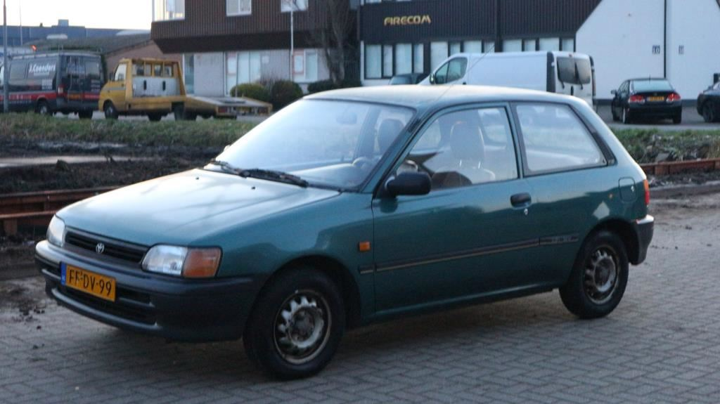 Toyota Starlet occasion - Euromast Auto's