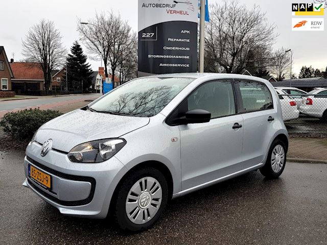 Volkswagen Up! 1.0 take up! BlueMotion 5-Drs Airco