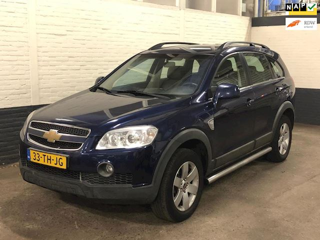 Chevrolet Captiva 2.4 Intro Edition 2WD Mooi