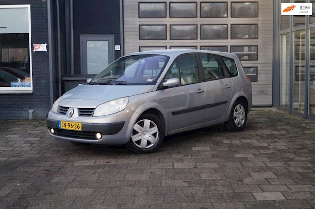Renault Grand Scénic 1.5 dCi Authentique Basis / Clima / Cruise / 7-PERSOONS