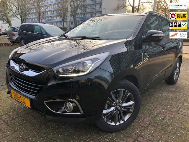 Hyundai Ix35 1.6i GDI i-Catcher Navi/Camera