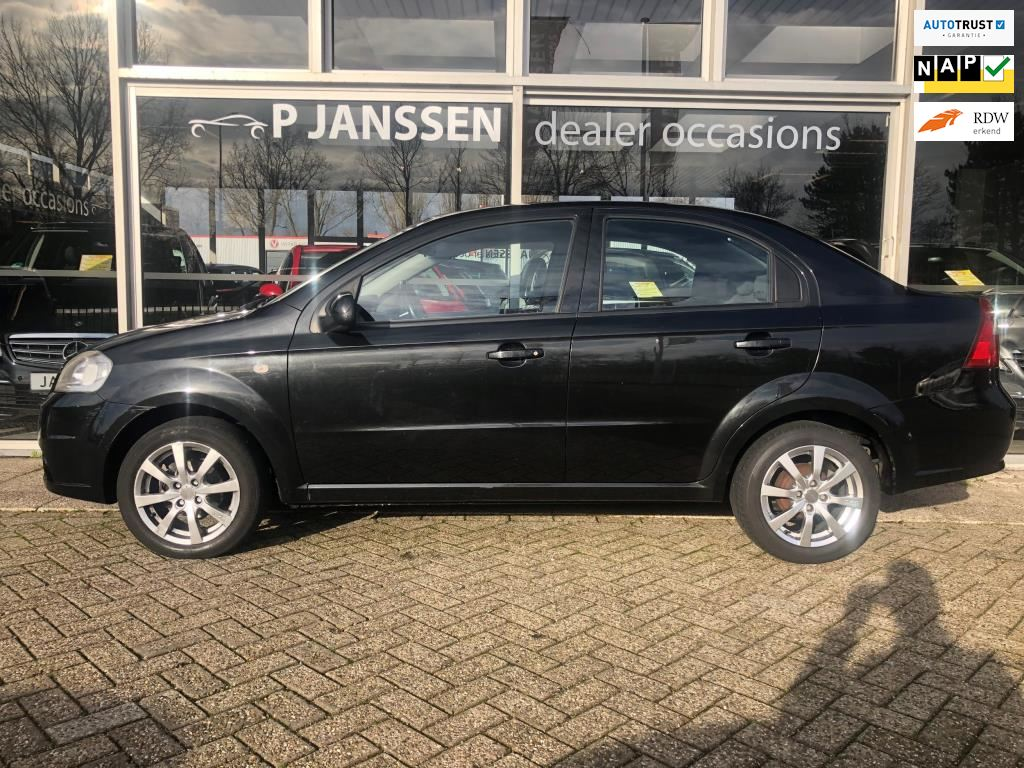 Chevrolet Aveo occasion - P Janssen Occasions