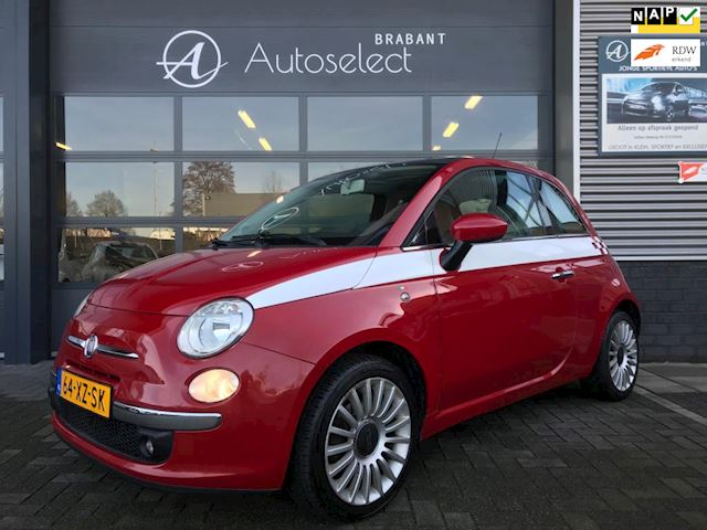 Fiat 500 occasion - AutoSelect Brabant