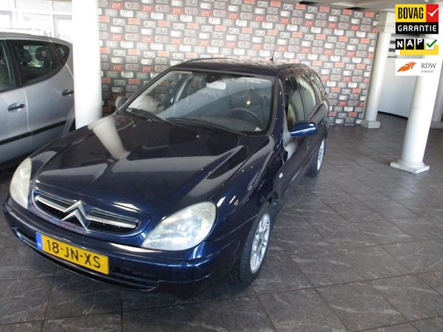 Citroen Xsara Break 1.6i-16V