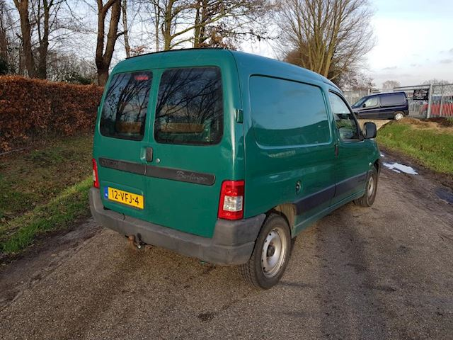 Citroen Berlingo 1.6 HDI 600