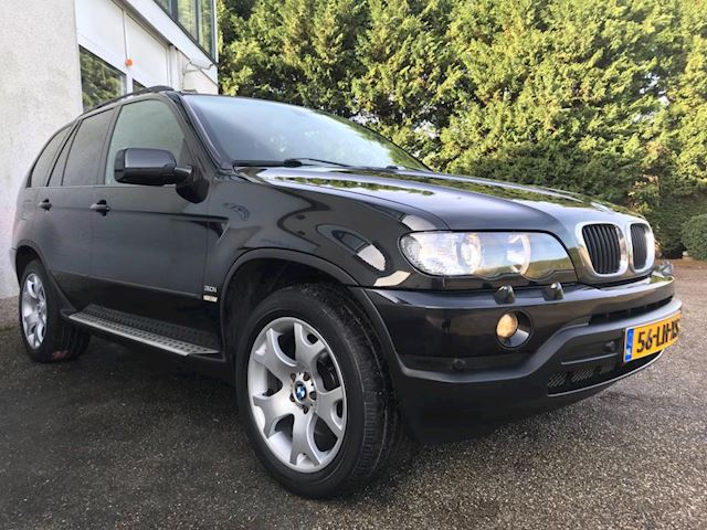 BMW X5 3.0i Executive Leer xenon navi trekhaak 19 inch NL Auto