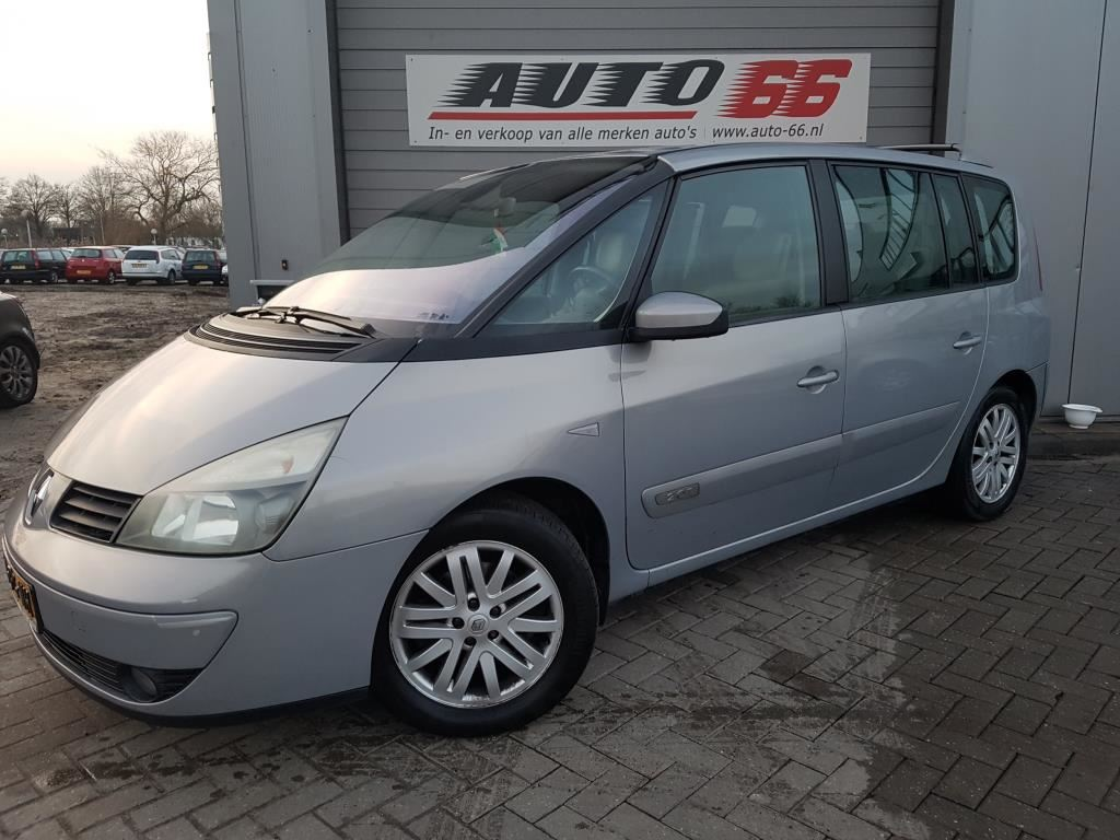 Renault Espace occasion - Auto 66 BV