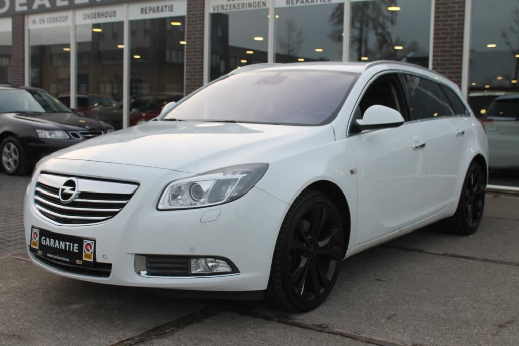 Opel Insignia occasion - Cathy Dealer Occasions