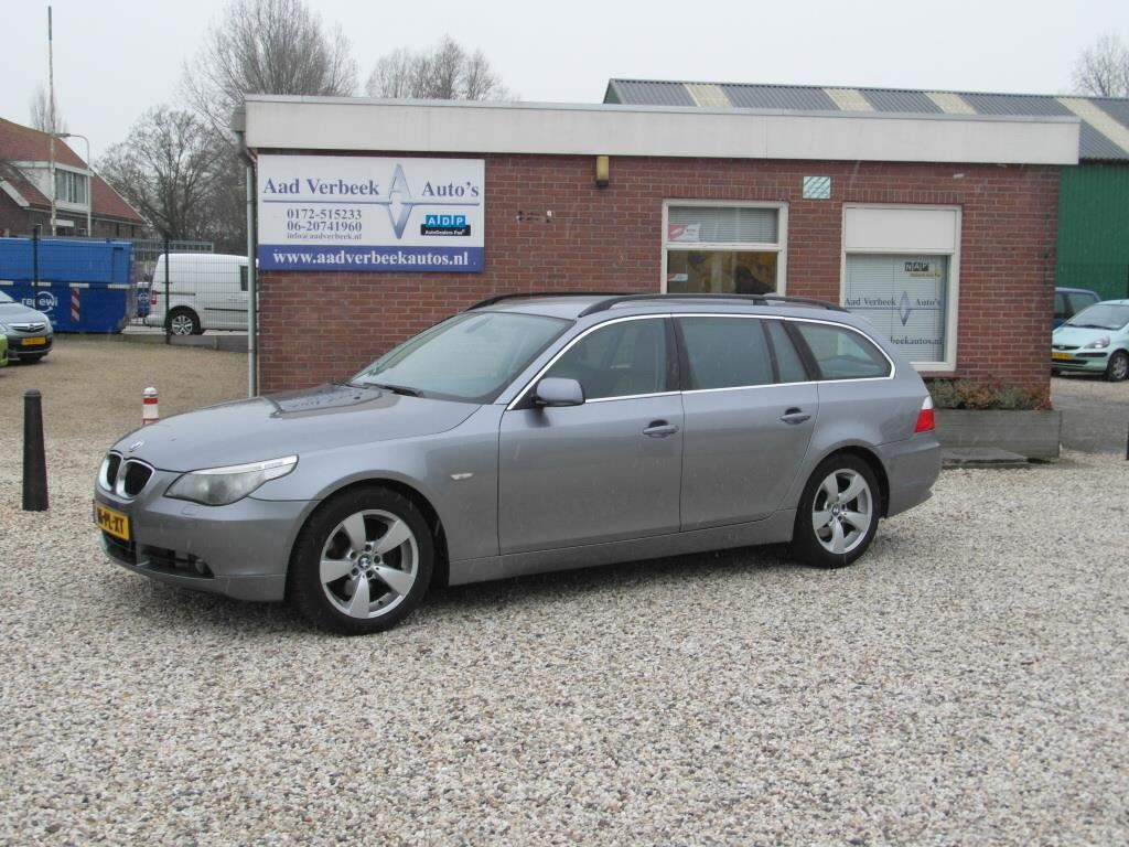 BMW 5-serie Touring occasion - Aad Verbeek Auto's