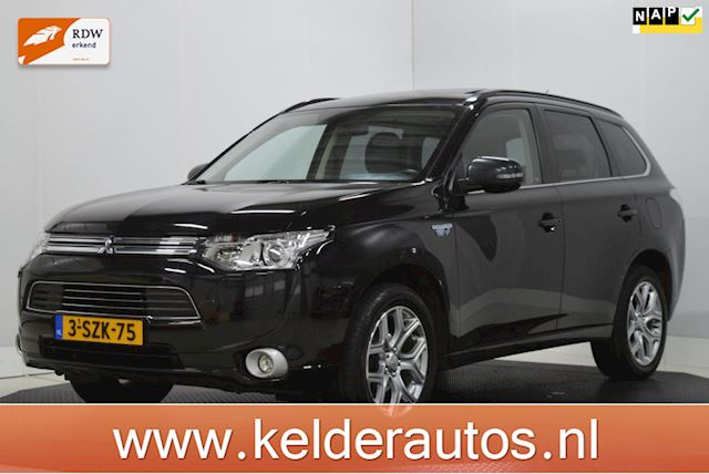 Mitsubishi Outlander 2.0 PHEV Instyle Alle opties!! (excl btw)