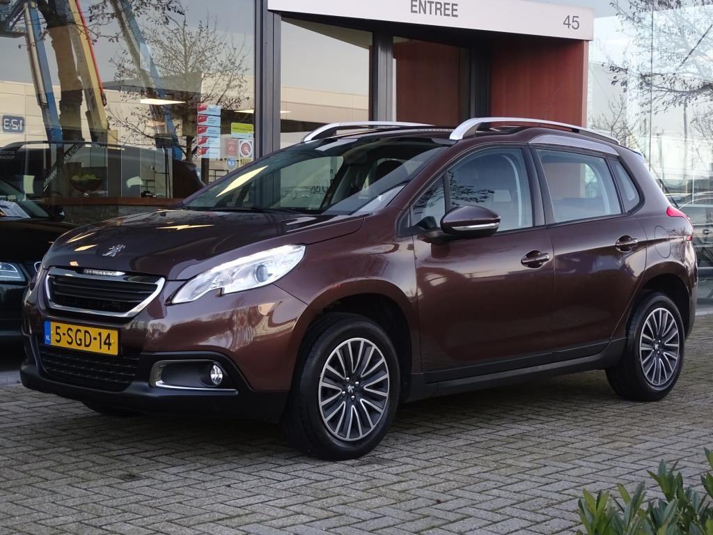 Peugeot 2008 occasion - Autobedrijf van Gorkum