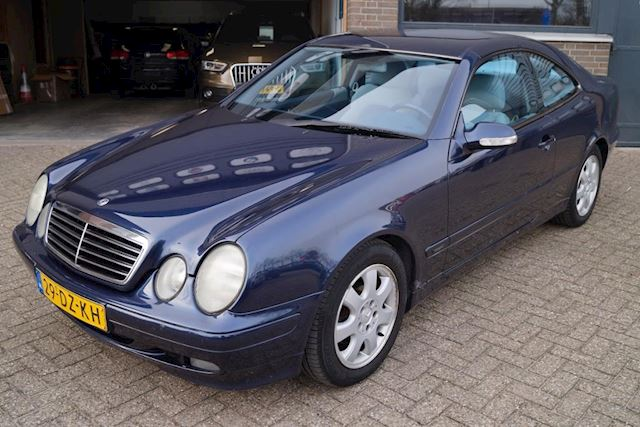 Mercedes-Benz CLK-klasse Coupé 200 Avantgarde