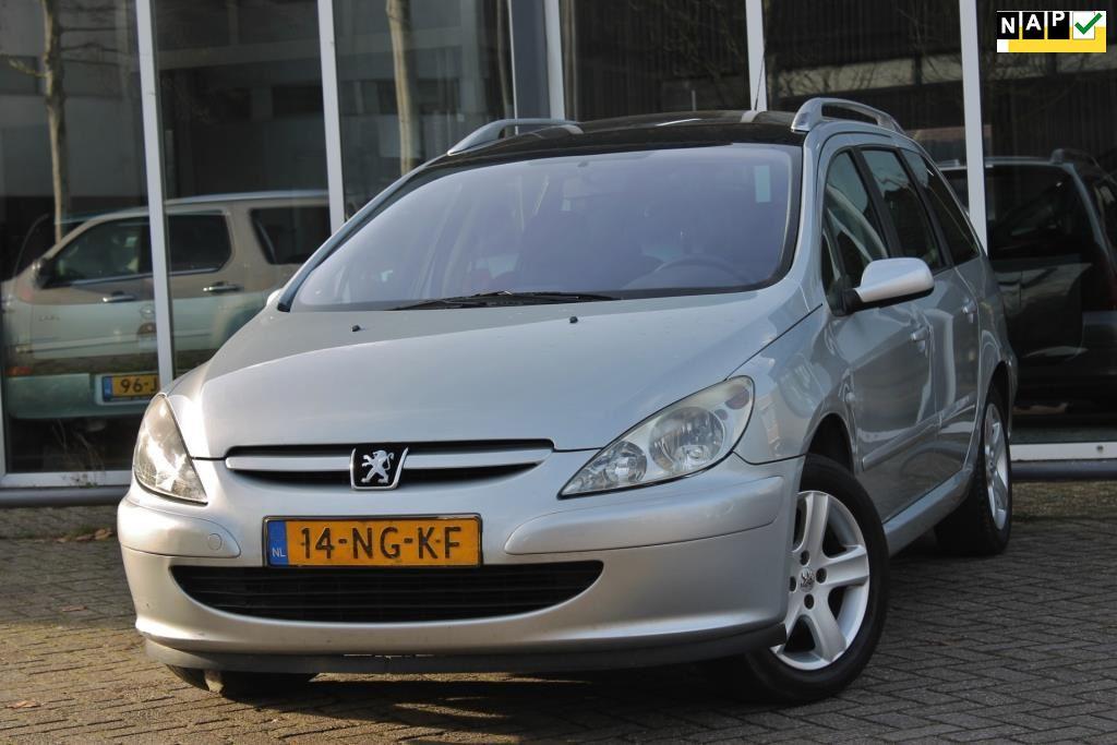 Peugeot 307 SW occasion - HAS Auto's