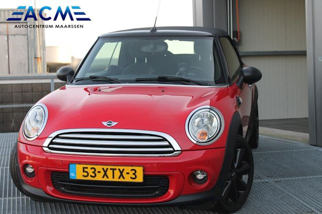 Mini Cabrio 1.6 Businessline