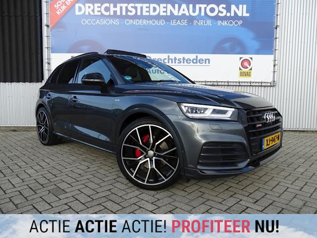 "Audi SQ5 3.0 TFSI Panodak! 360ºCam! 22""Inch! Head up! B&O Keyless! Matrix LED! Memory!"