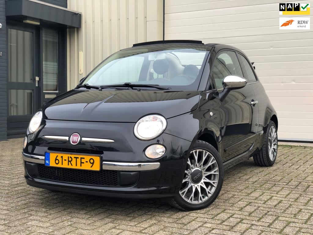 Fiat 500 C occasion - Ultimate Auto's