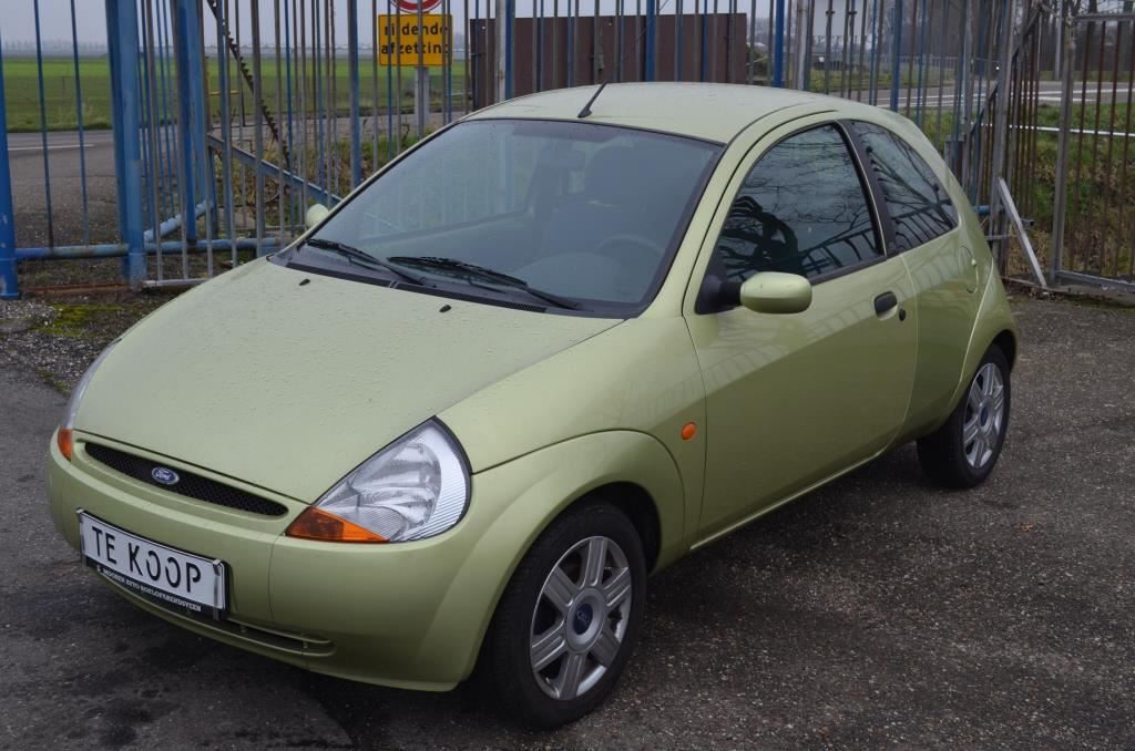 Ford Ka occasion - Weteringbrug Auto's