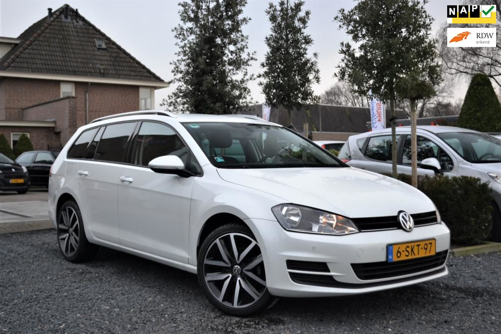 Volkswagen Golf Variant occasion - Auto`s `t Harde
