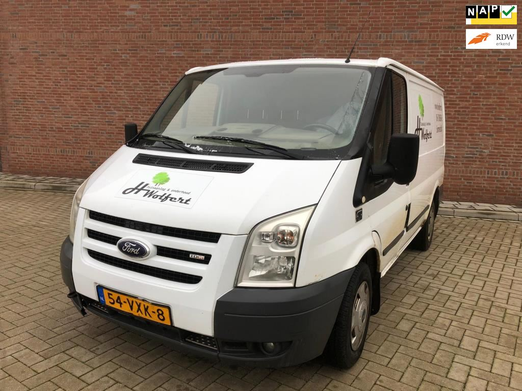 Ford Transit occasion - Bensi-Amar Auto's
