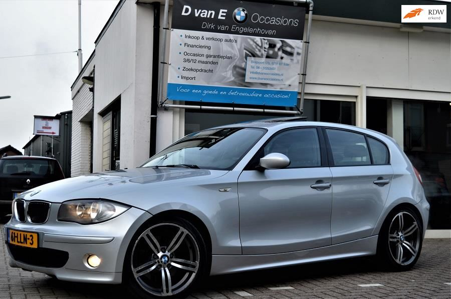 BMW 1-serie occasion - D van E Occasions