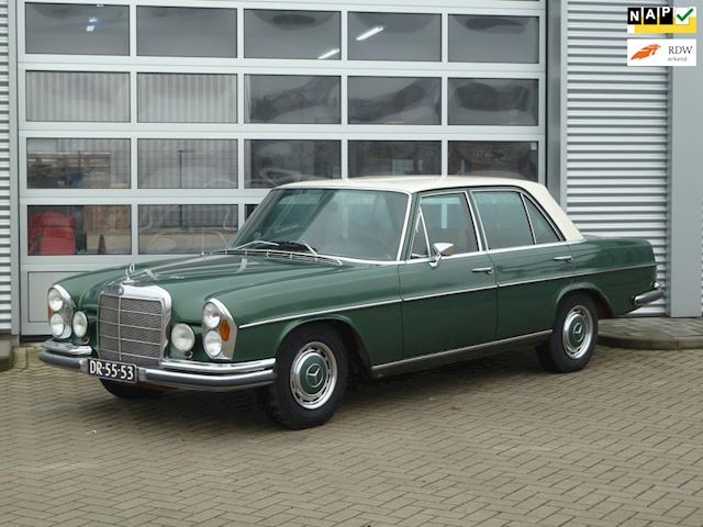 Mercedes-Benz S-klasse 280S BJ.1971 SEDAN | APK.1-2021 | LPG.