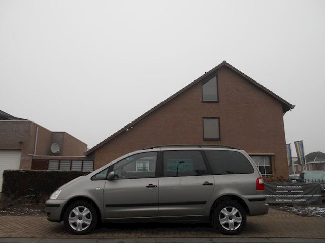 Ford Galaxy 2.3 AUT.7-PERS/CLIMA/CRUISE INR.MOGELIJK