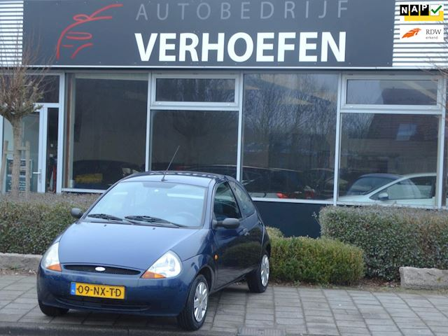 Ford Ka 1.3 Trend AIRCO - SUBWOOFER - GEEN ROEST - NAP!!