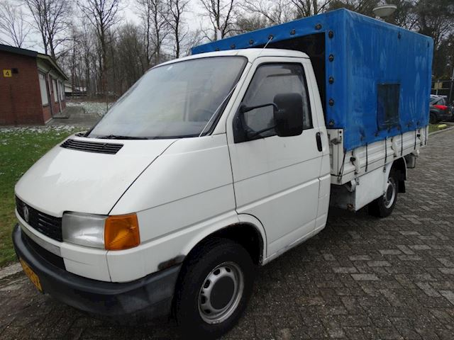 Volkswagen Transporter 1.9 D 292 Pick Up!!