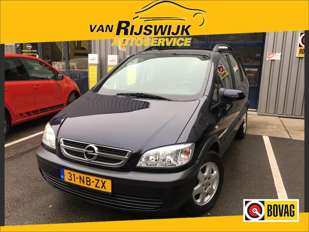 Opel Zafira occasion - Van Rijswijk Autoservice