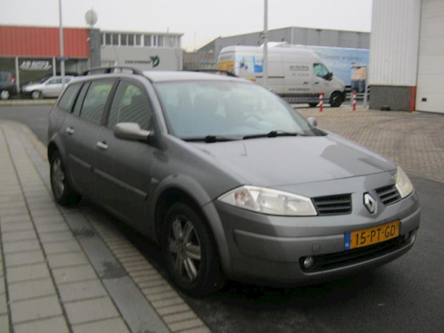 Renault Mégane Grand Tour 1.5 dCi Expression Basis