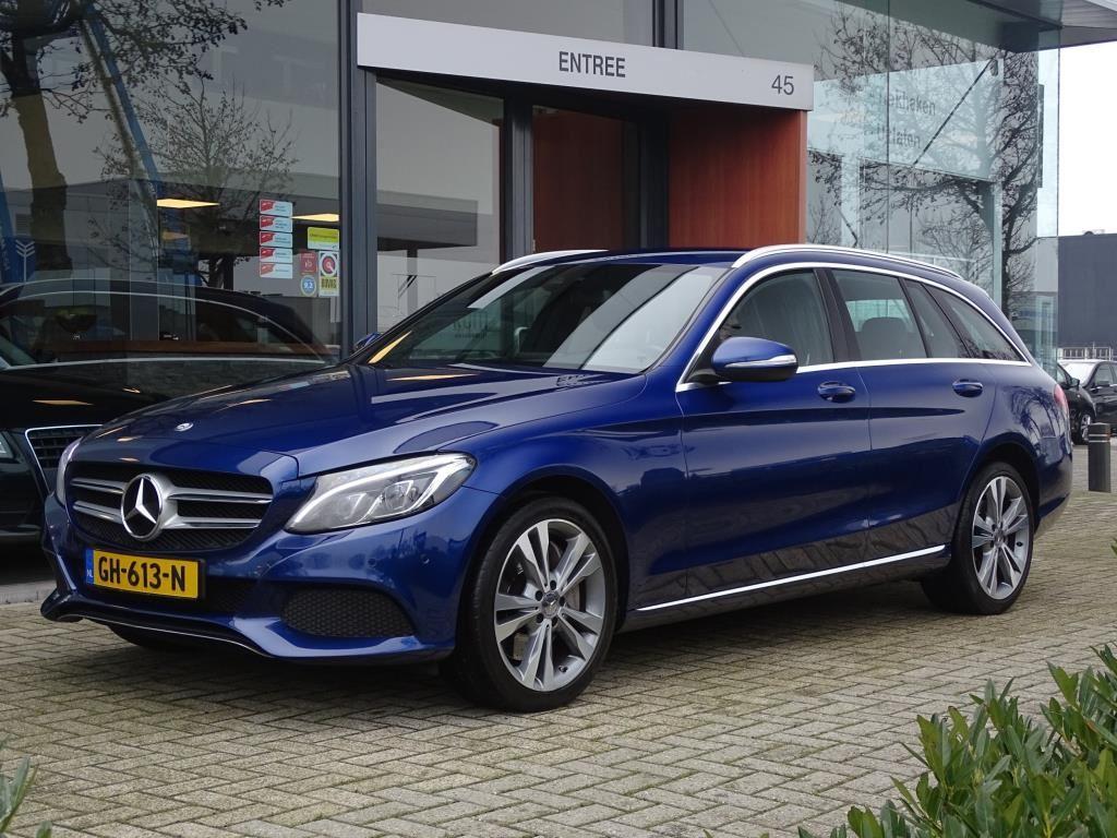 Mercedes-Benz C-klasse Estate occasion - Autobedrijf van Gorkum
