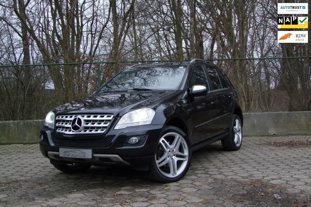 Mercedes-Benz M-klasse occasion - DG Auto's