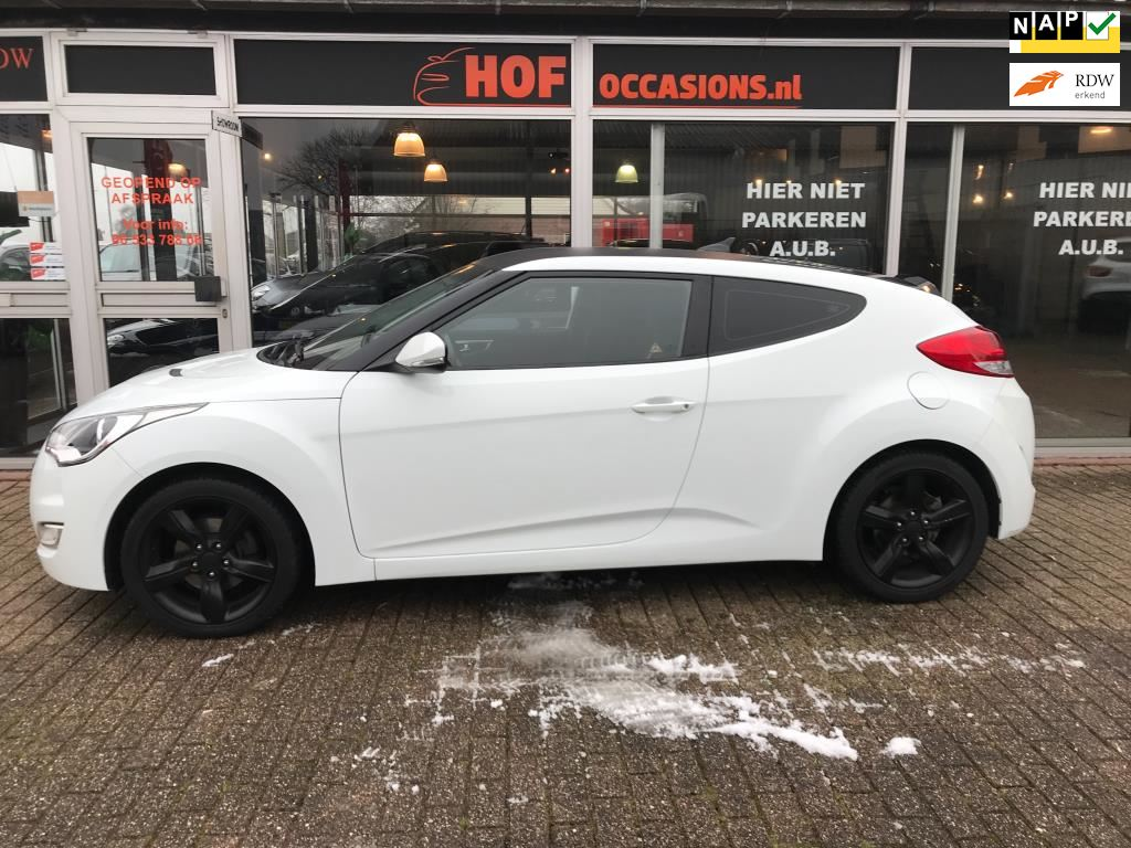 Hyundai Veloster occasion - Hof Occasions