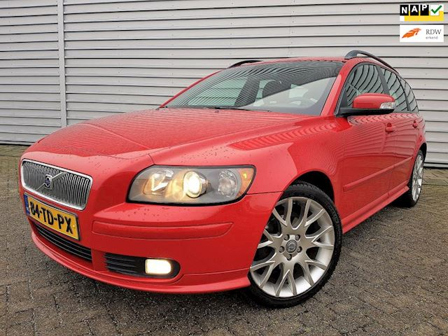 Volvo V50 2.0 Edition I Clima/Cruise/ IS VERKOCHT