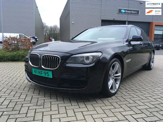 BMW 7-serie 750Li High Executive FULL-OPTIONS! Ecc-airco, Cruise control, Navigatiesysteem, LM20Inch