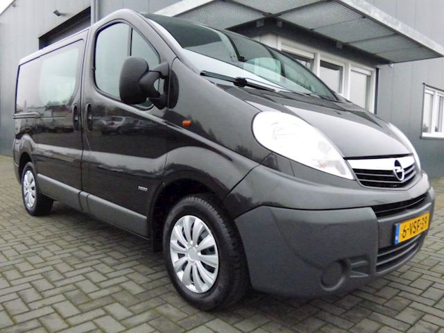 Opel Vivaro 2.0 CDTI L1H1 EcoFLEX | AIRCO | 3-persoons!!!