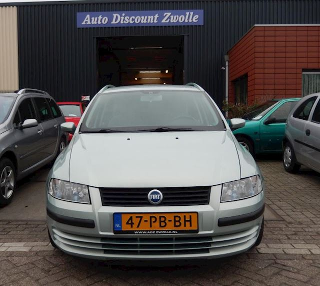 Fiat Stilo Multi Wagon 1.6-16V Active Plus - AIRCO - APK 31-01-2010