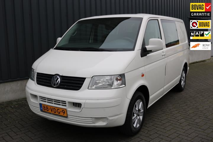 Volkswagen Transporter occasion - VDV Automotive BV